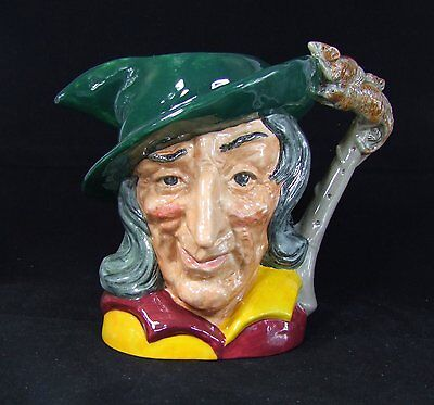 Royal Doulton - Pied Piper - Large Character Jug - D6403 - Made in England!