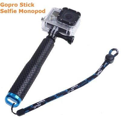 Gopro Stick Selfie Monopod Hero7 6 5 4 3  Handheld Pole Extendable Tripod Camera
