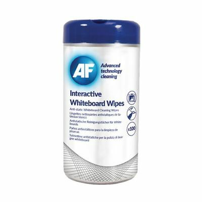 AF Interactive Whiteboard Wipes (Pack of 100) AWBW100T [AFI50260]