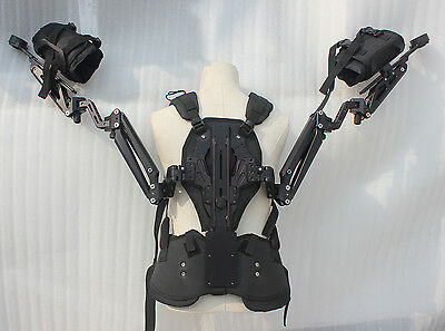 ARMOR-MAN Ultimate Steadicam Gimbal Support For FS7 BMCC BMPCC 5D3 FPV