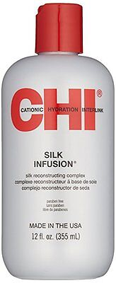 CHI Silk Infusion Silk Reconstructive Complex 12 Oz - Made in the USA !!