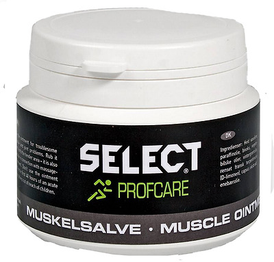 109,90€/L - Select Profcare Muskelsalbe - Muscleointment - Wärmegrad 1 - 100 ml