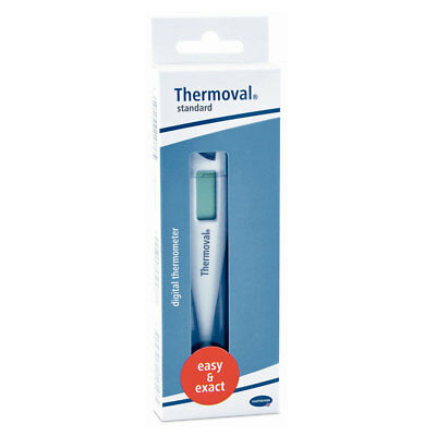 Thermoval® Standard Fierberthermometer digital Thermometer LCD, akustisch Signal