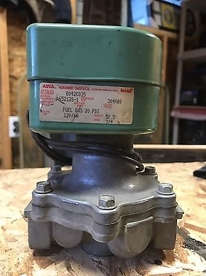 ASCO Automatic Switch 3/4""