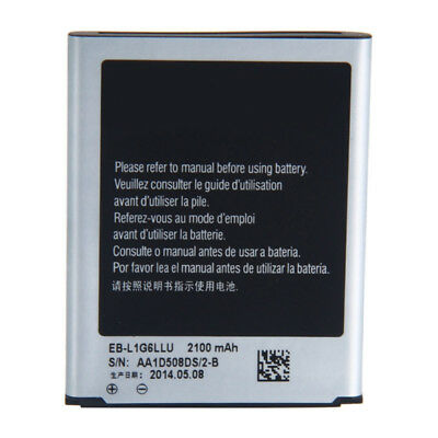 2100mAh Li-ion Mobile Phone Battery Samsung Galaxy S3 i9300-HOT