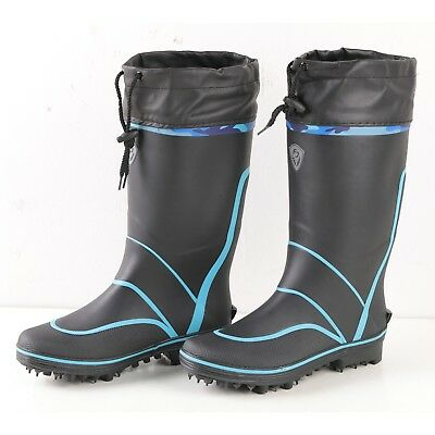 Non-slip Wellington Boots Womens Man Wellies Waterproof Walking Gardening Rain