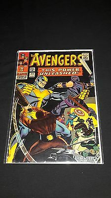 Avengers #29 - Marvel Comics - June 1966 - 1st Print - Captain America