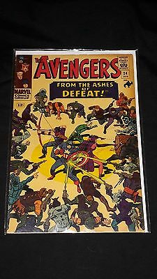 Avengers #24 - Marvel Comics - January 1966 - 1st Print