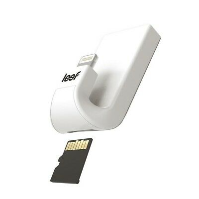 Leef iAccess memory expansion SD card reader for iPhone