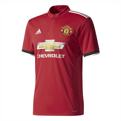 Maillot Hommes Football Adidas Manchester United Home [Bs1214]