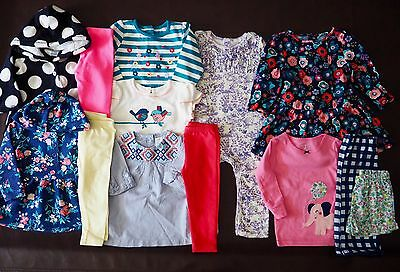 NEW Carter's Gymboree Fall Winter Baby Girl Lot - 13 Pieces - Size 12 - 18 Month