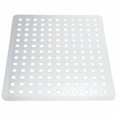Interdesign Euro Regular Sink Mat, Clear