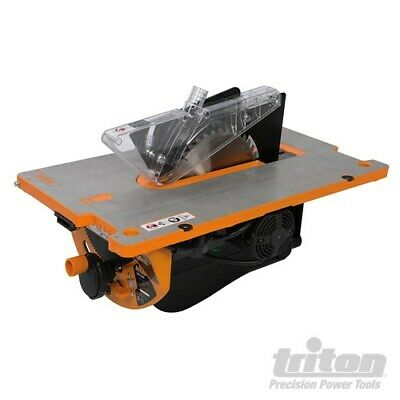 Ex-Demo Table Saw Module Triton Twx7Cs001 254Mm 1800W For Twx Workcentre 255671