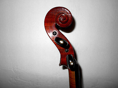 """Nice Old Antique Vintage Kagan & Gaines """"Hancrafted in Bavaria"""" Full Size Violin"""