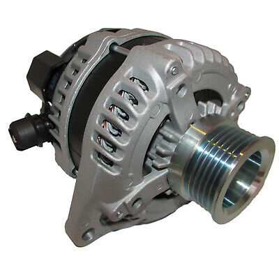 High Output 320 Amp Alternator For Ford Mustang 5.0L 104210-2950 2011 12 13 14
