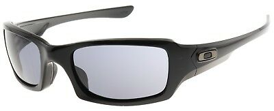 8efa6fc9959 OAKLEY FIVES SQUARED Sunglasses OO9238-04 Polished Black