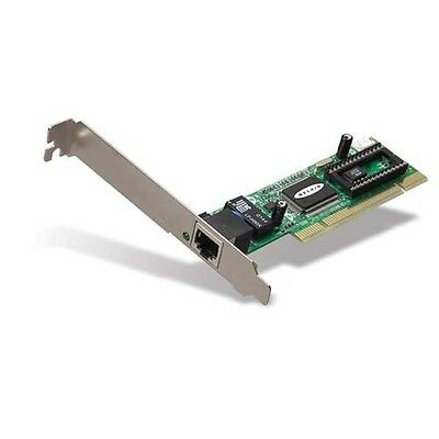 New Belkin Desktop Pci Card Network Ethernet Adapter F5D5000Ed Free Postage