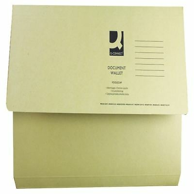 Yellow Document Wallet (Pack of 50) 45919EAST [WX23017A]