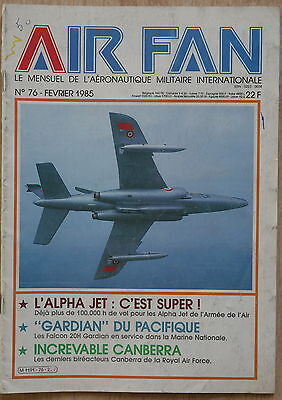 AIR FAN 76 - Février 1985