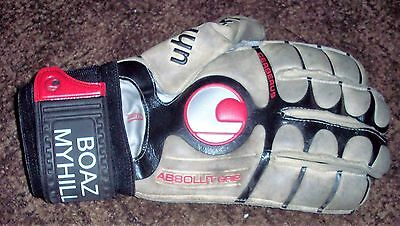 Boaz Myhill Signed Gloves