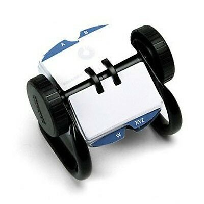 Rolodex Open Rotary Card File FILEROTRYSNGL1.75X3.25 (Pack of5)