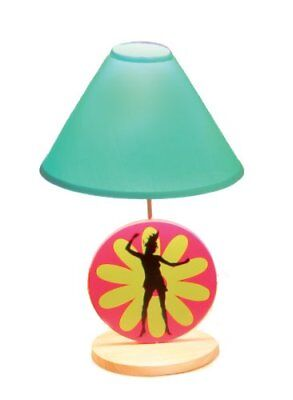 Room Magic Lamp, Flower Power