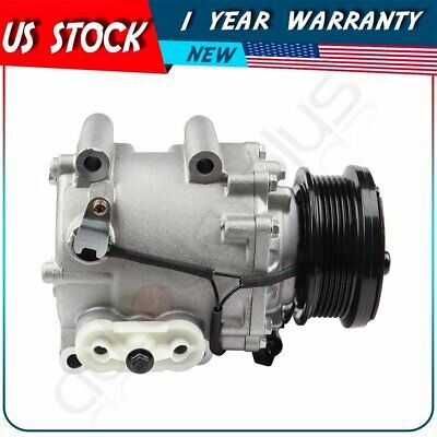 AC Compressor Fits Lincoln LS 3.9L Jaguar S-Type 4.0,4.2L Thunderbird 3.9L