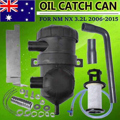 Oil Catch Can Pro Vent 200 EGR Blanking Plate Ford PX Ranger Mazda BT-50 MK 2 II