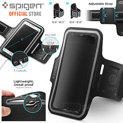 Sports Gym Running Armband, Genuine Spigen Velo A700 for iPhone XS MAX XR/Galaxy