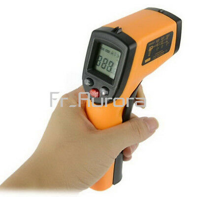Handheld GM320 Thermometer Non Contact IR Laser Infrared Digital Temperature Gun