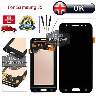 For Samsung Galaxy J5 LCD Display + Touch Screen Digitizer SM-J500FN Replacement