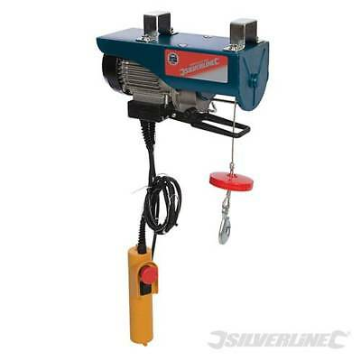 Silverline 264782 Silverstorm 500W Electric Hoist 250kg Load Capacity