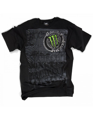 T-shirt rock steady tee Monster taille S - Dirt bike / Pit bike / Mini Moto