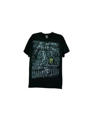 T-shirt the quake tee Monster taille L - Dirt bike / Pit bike / Mini Moto