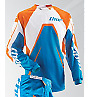 Maillot thor phase s9 jersey orange Taille XXL - Dirt bike / Pit bike / Mini Mot