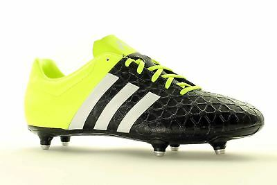 info for 7a506 c42ed adidas Ace 15.4 SG S77920 Mens Football Boots~SIZE UK 7.5 ONLY~SALE~LAST  FEW Small Fitting. Please go up a full UK size from usual