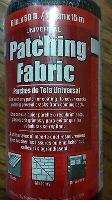 Universal Patching Fabric 6 in x 50 ft