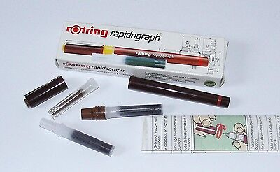 rOtring rapidograph 0,50 mm