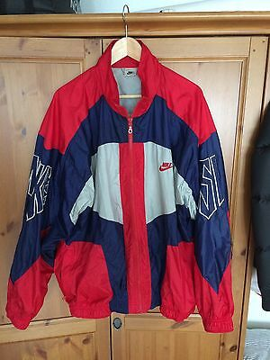 NIKE Vintage Track Suit 80/90s XL old School no Retro