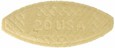 "PORTER-CABLE 5553 Plate Joining Biscuits ""20"" , 250 biscuits/ pack, Pack of 4"