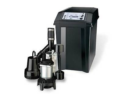 Flotec Emergency Battery Backup Pre-Assembled Sump Pump System #FPCC3320