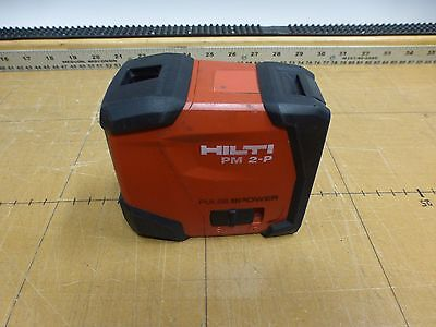Hilti PM 2-P Point  Pulse II Power Laser Level