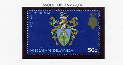PITCAIRN ISLAND   MNH   129   Coat of Arms       FT938