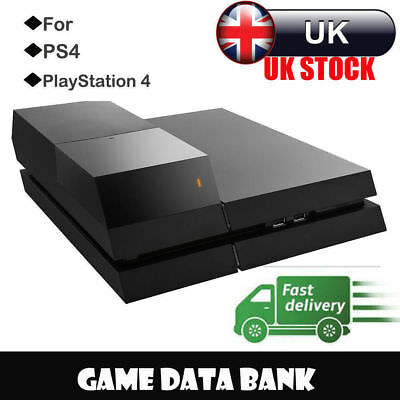 """External 3.5"""" Hard Drive Expansion Box Game Date Bank For Play Station 4 PS4"""