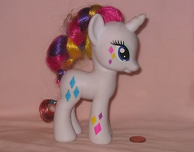 My Little Pony Rarity Fashion Style Rainbow Power Nip Cad Picclick Ca