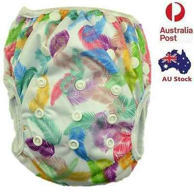 Baby Girl Girls Girly Swim Nappy Diaper Pants Nappies Swimmers Toddlers ( S124 )