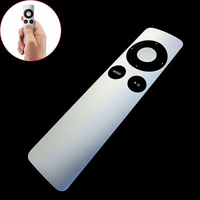 Upgraded Infrared TV Remote Control Replaced Compatible For Apple TV1 TV2 TV3