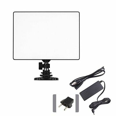 Yongnuo YN-300 Air 3200K-5500K Pro LED Video Light+AC Power Adapter for Camera