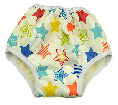New Toilet Training Pants Pant Unisex Baby Kids Toddler One Size Fits All (TP30)