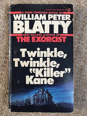 Twinkle, Twinkle, Killer Kane - William Peter Blatty (The Exorcist)